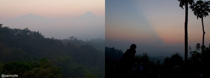 Punthuk Setumbu Hill, Yogyakarta Indonesia