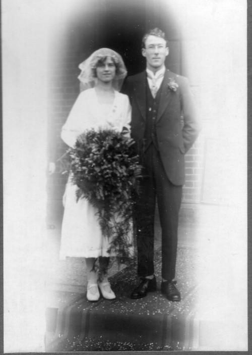 Margaret Ramsey m. Percy Ascoli