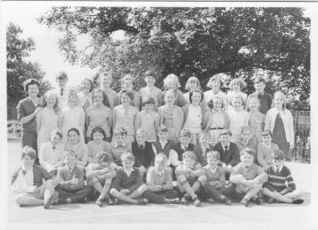 South Benfleet Junior School June 1966
