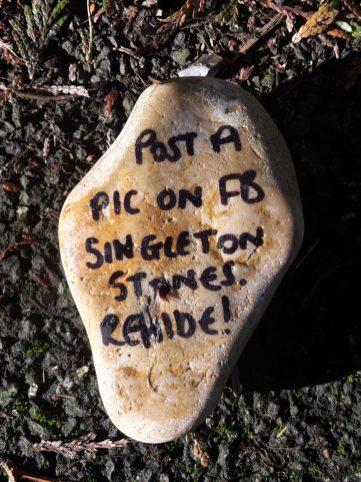 43. Singleton Stones