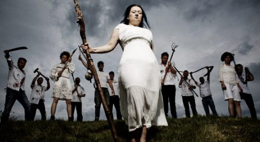 Eliza Carthy and the Wayward Band