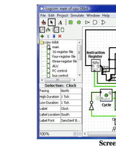 Perfect for electrical engineering students logisim has  simple toolbar interface and can help those who are learning even the most basic concepts related also best software tools pannam rh