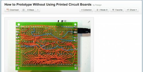 How To Prototype Without Using Printed Circuit Boards 5