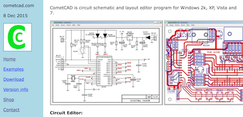convert circuit diagram to breadboard 2004 chevy venture radio wiring 46 top pcb design software tools for electronics engineers pannam cometcad is a schematic capture and layout editor tool that designed using windows the enables users