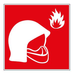Panneaux concernant le matériel ou l'équipement de lutte contre l'incendie