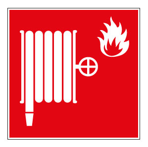 panneaux signalisation santé sécurité travail Lance à incendie