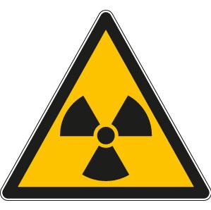 panneaux signalisation santé sécurité travail Matières radioactives Radiations ionisantes