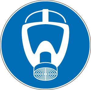 panneaux signalisation santé sécurité travail Protection obligatoire des voies respiratoires