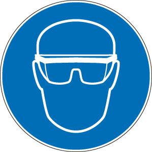 panneaux signalisation santé sécurité travail Protection oculaire