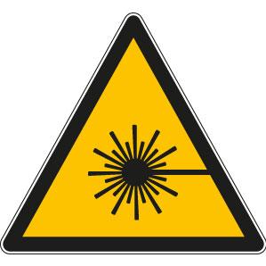 panneaux signalisation santé sécurité travail Rayonnement laser