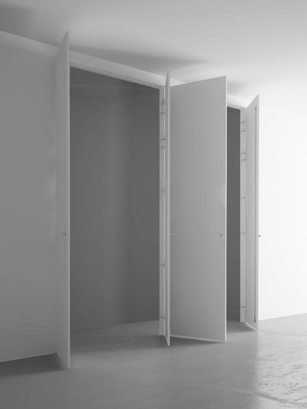 Armadio a muro 4 ante cm 220x260  Pannellofilomuroit