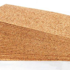 Pannelli in sughero biondo Cork Panels