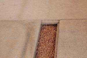 Granulato in sughero biondo per massetto a secco radiante