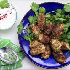 Best Mother's Day Brunch Recipes yogurt-sumac-dip-panning-the-globe