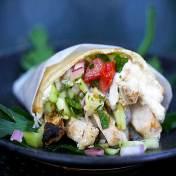 Best Mother's Day Brunch Recipes: spicy chicken shawarma recipe