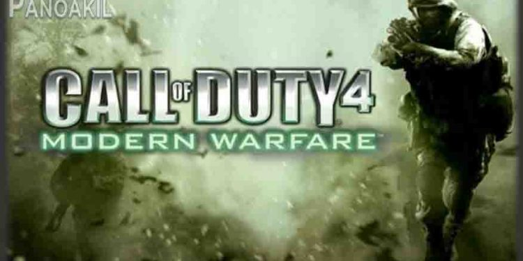 Call Of Duty 4 Modern Warfare Game Download Free Compressed Pc Full Version PanoAkil