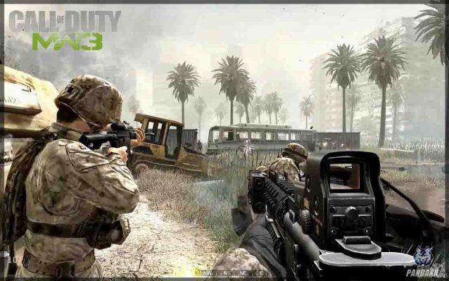 Call Of Duty Modern Warfare Game For Pc Free Download