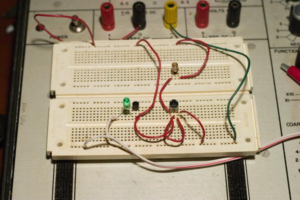 Ir Repeater Circuit