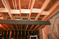 Metal Ceiling Support Beams - Ceiling Design Ideas