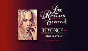 "Beyonce – ""Elements of 4"""