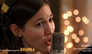 "Rhumba Recording – ""Roll With It"""