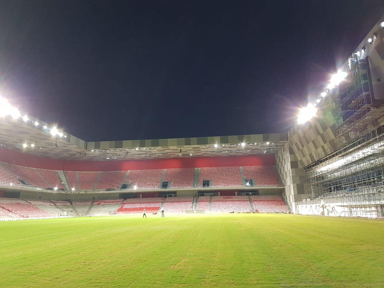Arena Kombetare ndricimi