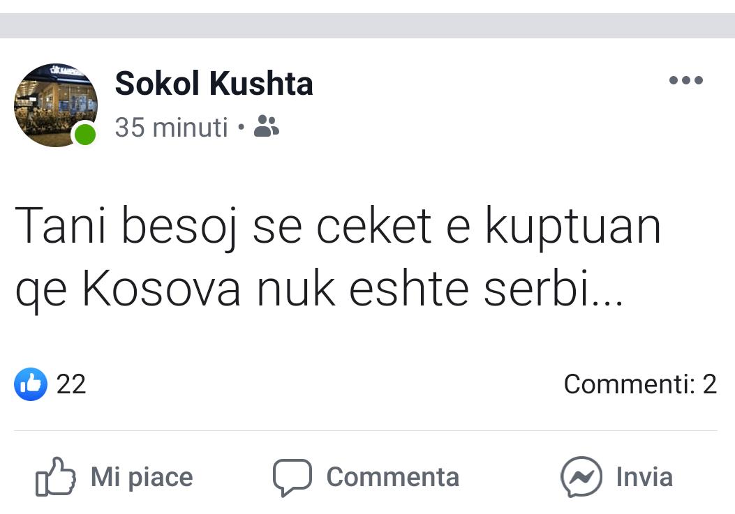Sokol Kushta
