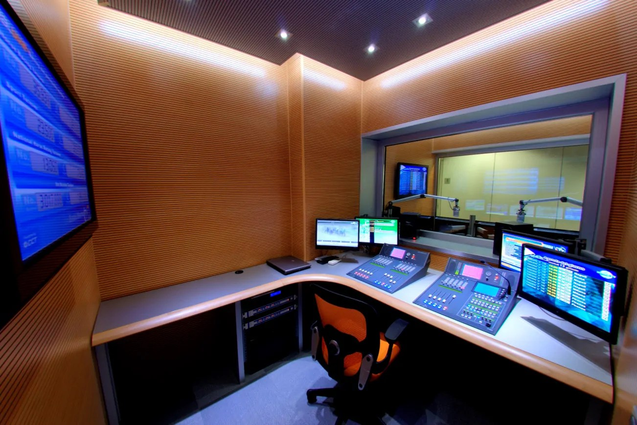 Teleippica Tv selecciona la AEQ Arena como consola de audio