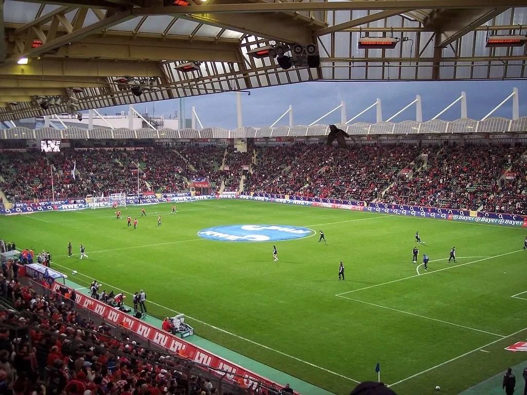 Bayer LeverkusenHamburger SV primer partido en directo