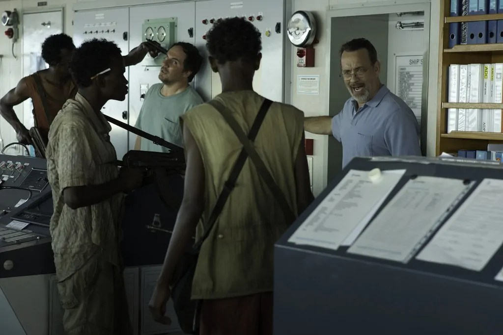 Capitn Phillips un rodaje al ms puro estilo documental