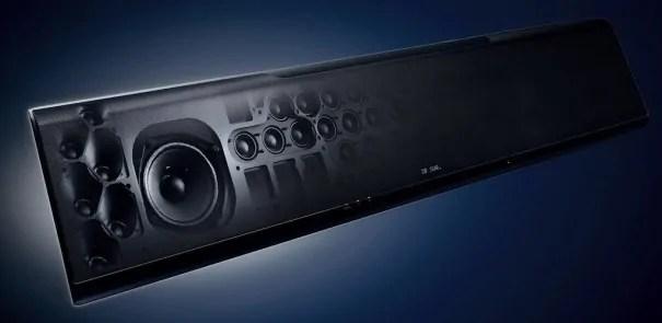 Barra Yamaha YSP-5600 con Dolby Atmos