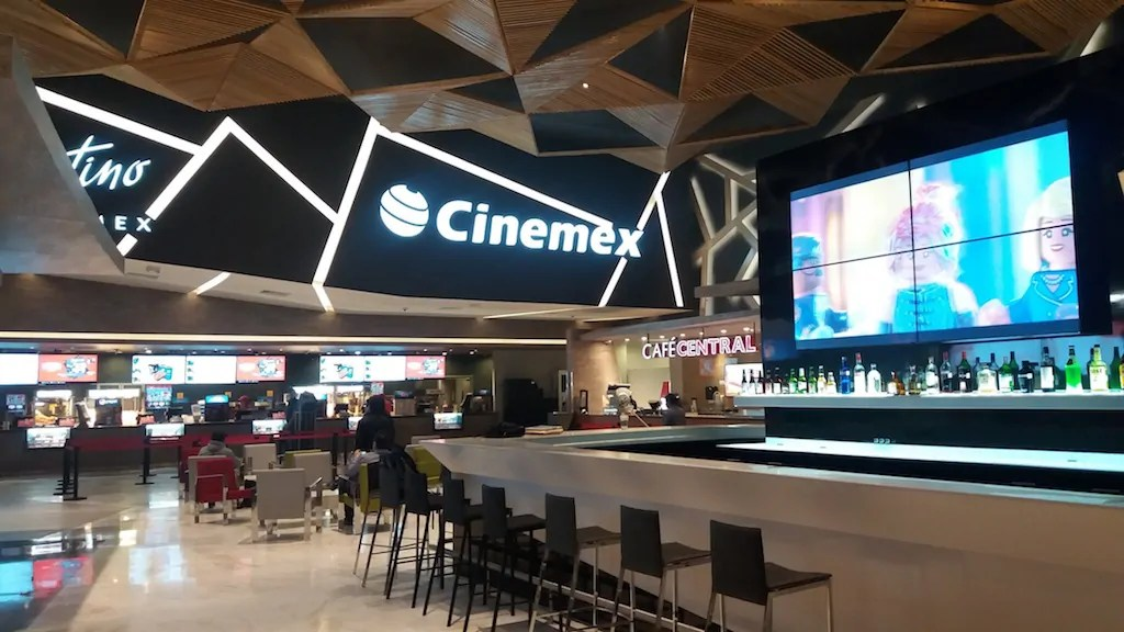 Cinemex instala el primer proyector lser RGB de Christie