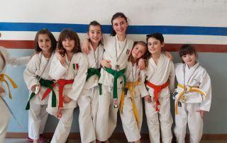 il tempio del karate