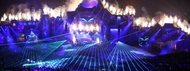 Tomorrowland: 10 Años De Locura