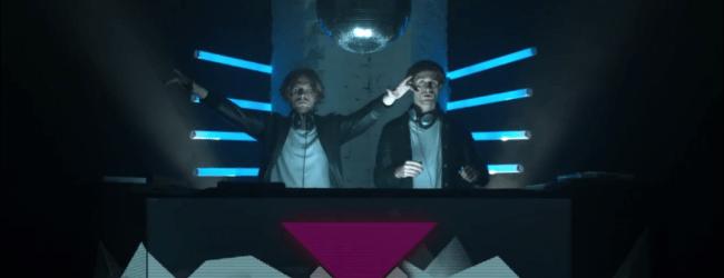 Kollektivet parodian la escena actual de la música electrónica
