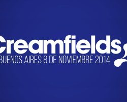 Creamfields Buenos Aires Sets . Parte 1
