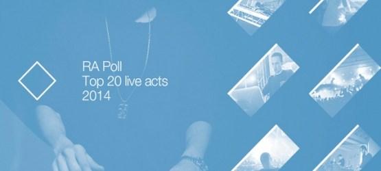 Ra Presenta Los 20 Mejores Live Act Del 2014
