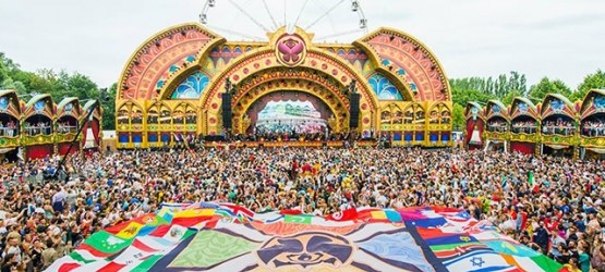 AFTERMOVIE DE TOMORROWLAND 2015