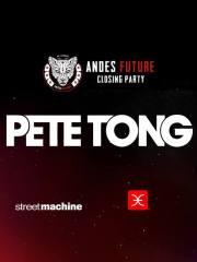 La Feria & SM presentan: Pete Tong – Andes Future Closing Party