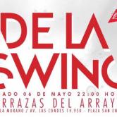 Budweiser pres De La SWING / sab 06 mayo 22:00 hrs