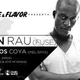 Groove & Flavor Presenta Ben Rau ( Fuse London) Extended Party