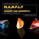 Sundeck Exclusive Night – Mandy b2b Audiofly