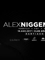 Alex Niggemann en Chile