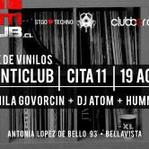 ANTICLUB // Cita 11