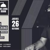 The Living Room presenta: Aldo Foschino | Jueves 26 de Octubre