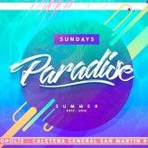 Opening Paradise Santiago 2017/2018