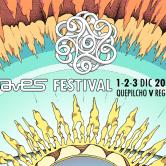 Waves: Festival Open Air 1-2-3 de Diciembre