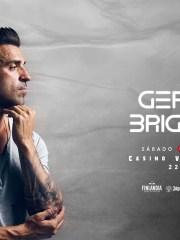 Budweiser presenta ♫ German Brigante ♫ Sáb 9 Diciembre en Viña
