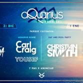 Aquarius Festival | Año Nuevo Parque Cachagua 2018