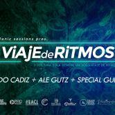 Panic Sessions presenta: Viaje de Ritmos / Sábado 16 Diciembre